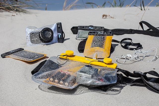 Чехлы для пляжа